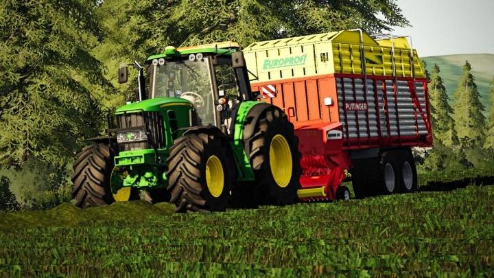 FS19 - John Deere 7530 Tractor