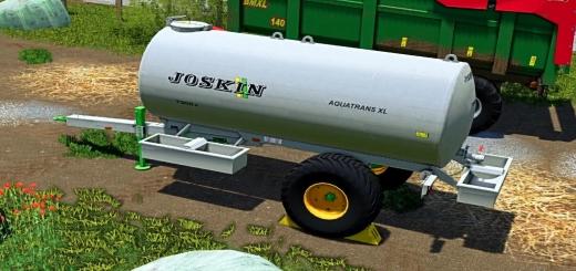 Photo of FS19 – Joskin Aquatrans 7300 S V1.0