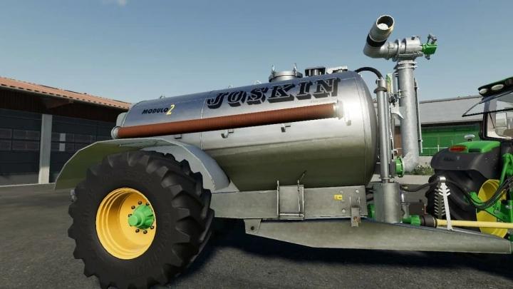 FS19 - Joskin Modulo 2 V1.0