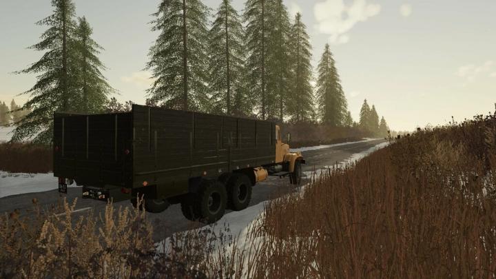 FS19 - Kraz-257 V1.0
