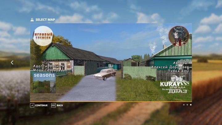 FS19 - Kuray Map V1.0
