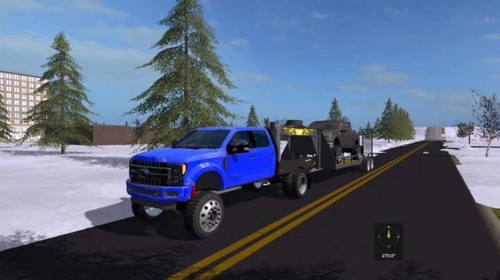 FS19 - Lifted Ford Trucks V1.0