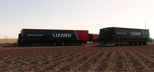 Photo of FS19 – Lizard Grain Giant V1.0