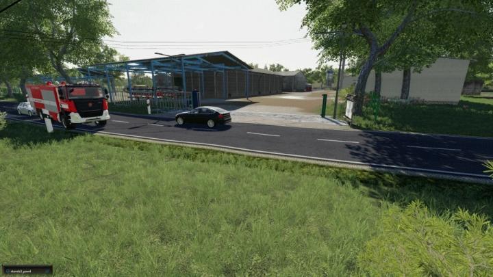 FS19 - Maps Jzd Vidhostice Cz V1.0