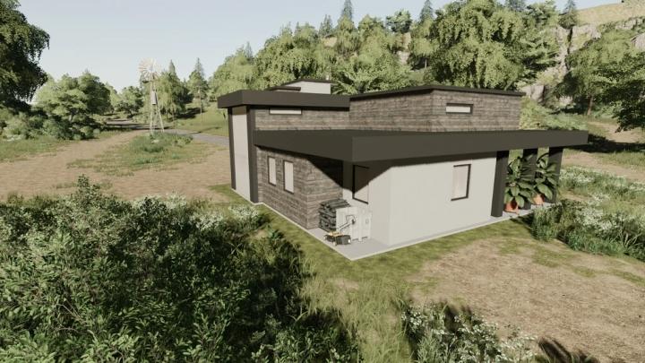 FS19 - Modern House V1.0