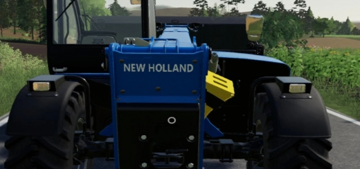 Photo of FS19 – New Holland Lm935 V1.0