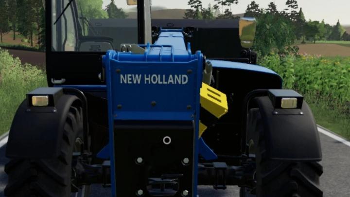 FS19 - New Holland Lm935 V1.0