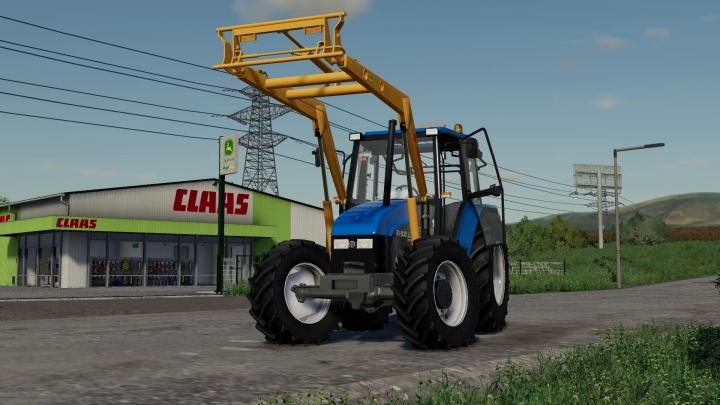 FS19 - New Holland Serie L V3.0.1.0