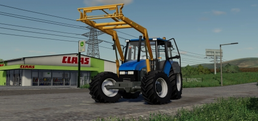 Photo of FS19 – New Holland Serie L V3.0