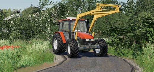 Photo of FS19 – New Holland Serie Tl V3.0