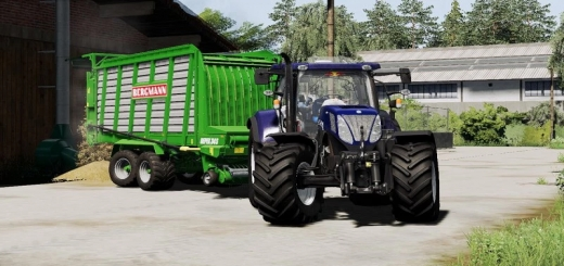 Photo of FS19 – New Holland T7 V1.0