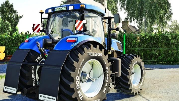 FS19 - New Holland T7000 V1.0