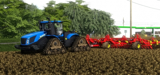 Photo of FS19 – New Holland T9 Series V1.1