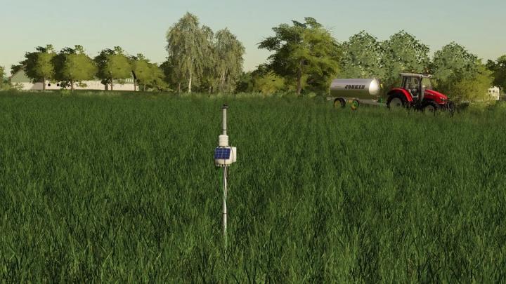 FS19 - Next Weather Station V1.0
