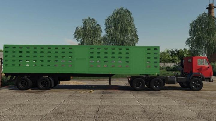 FS19 - Odaz 9976 Trailer V1.0