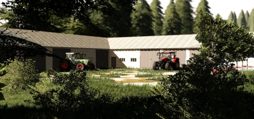 Photo of FS19 – Ostrowitko Map V2.0.1