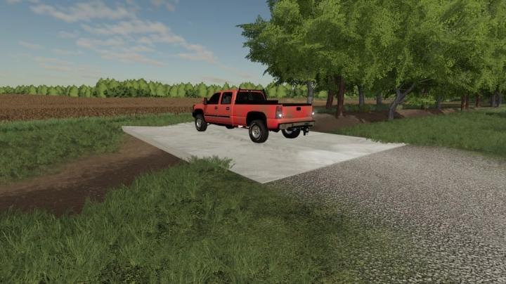 FS19 - Placeable Concrete Bridge V1.0