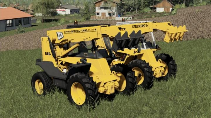FS19 - Polish Vehicle And Equipment Pack V1.0.3.0
