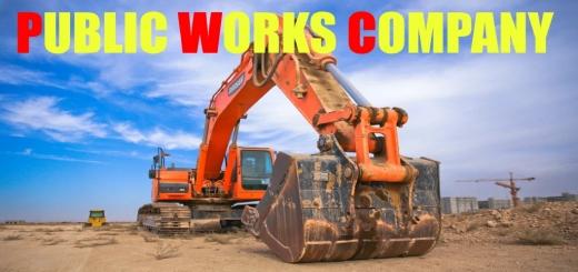 Photo of FS19 – Public Work Company V1.0.0.9