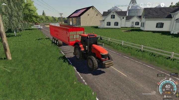FS19 - Pyes Farm Map V1.0