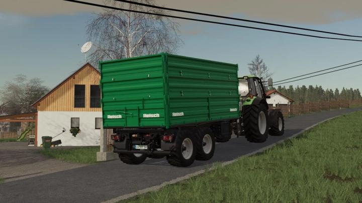 FS19 - Reisch Rt 160 V1.0.0.1
