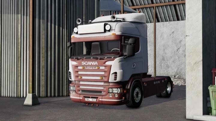 FS19 - Scania R500 4X2 V1.0