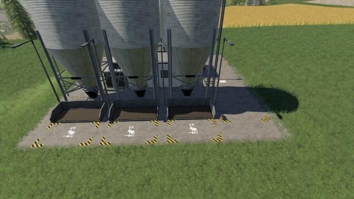 FS19 - Soil Packing Station V1.0