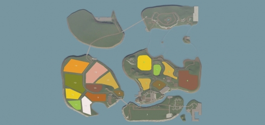 Photo of FS19 – Spectacle Island V1.1