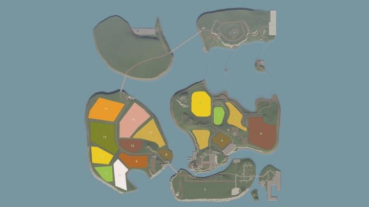 FS19 - Spectacle Island V1.1