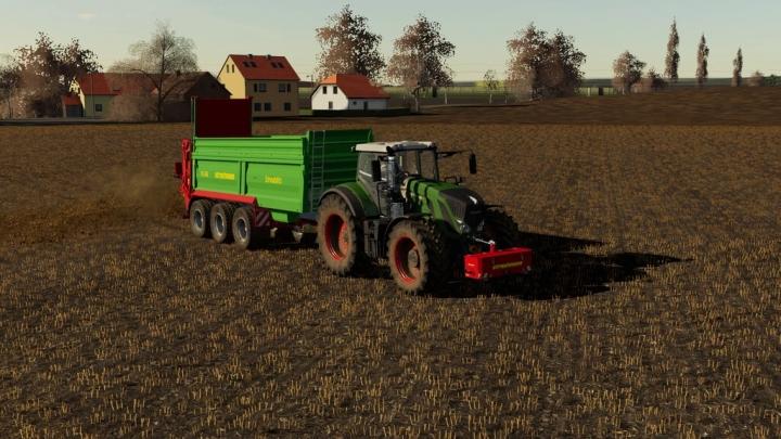 FS19 - Strautmann Streublitz Ps Pack V1.0