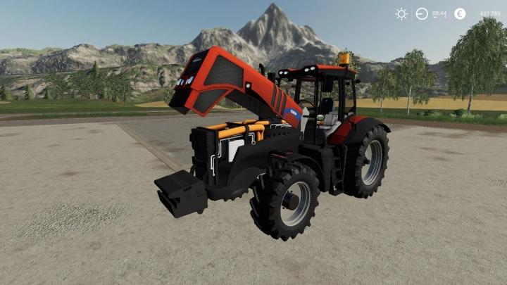 FS19 - Terrion Atm 7360 V1.0