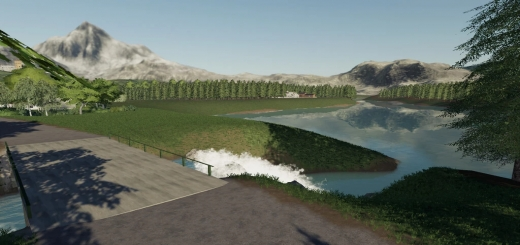 Photo of FS19 – The Great Plateaus Map V1.0