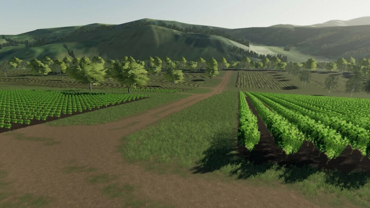 FS19 - The Great Plateaus V1.1
