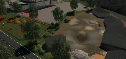 Photo of FS19 – The North Valley Map V0.1 Beta