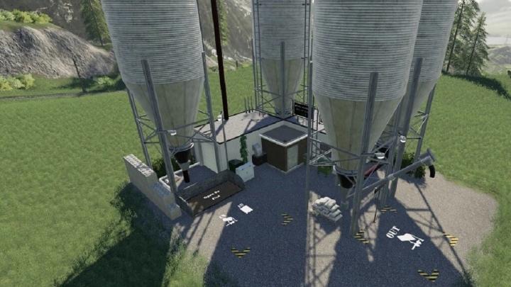 FS19 - Thermal Power Station V1.0.0.2