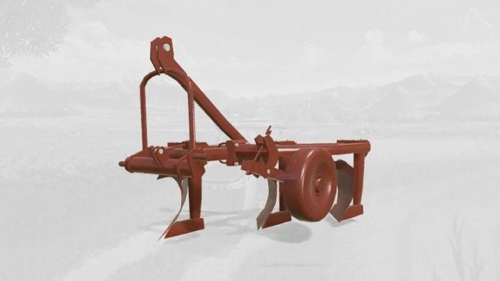 FS19 - Unia 3 Plough V1.0