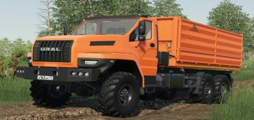 Photo of FS19 – Ural Next V1.0.1.0