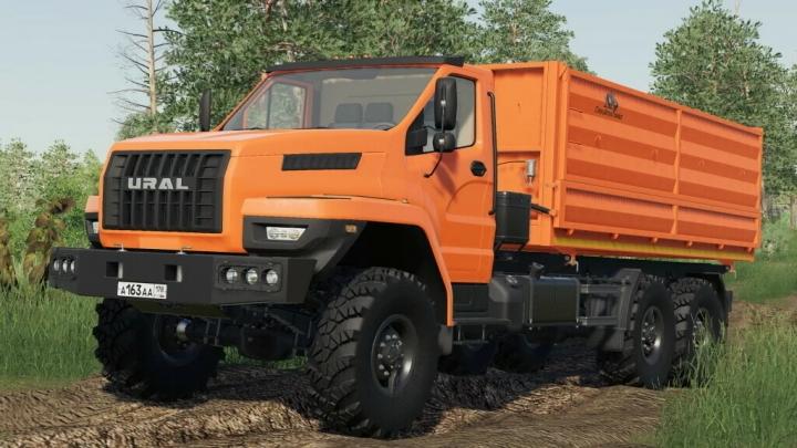 FS19 - Ural Next V1.0.1.0