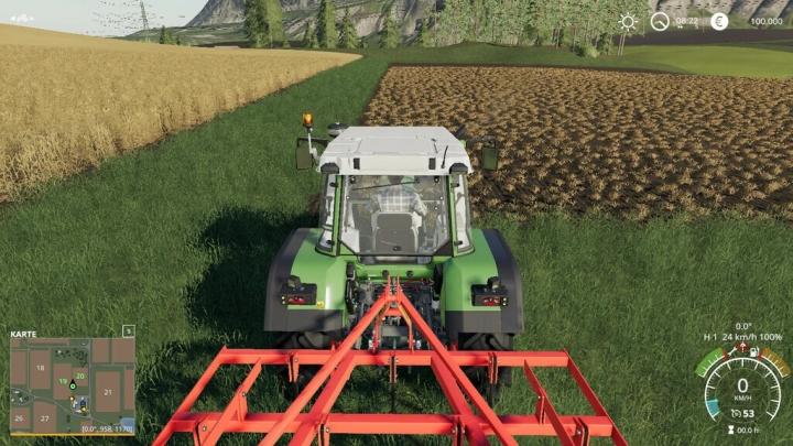 FS19 - Vehicle Control Addon V1.2