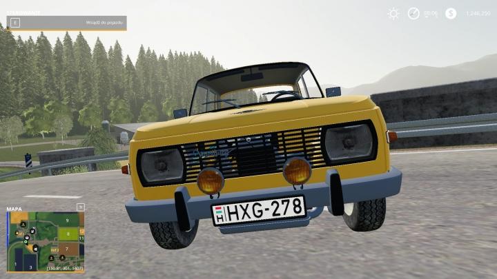 FS19 - Wartburg 553 W V1.0