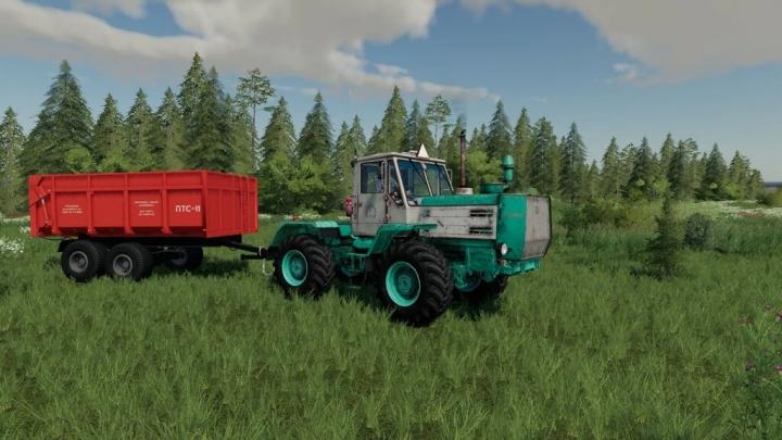 FS19 - Xt3 T150K V1.0