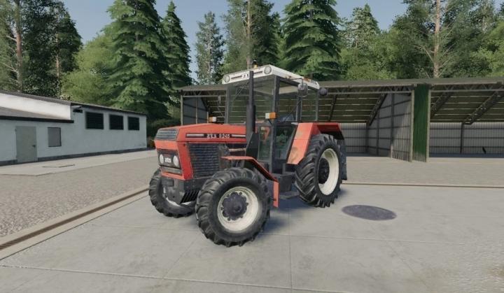 FS19 - Zetor Zts 8245 Vip V1.0