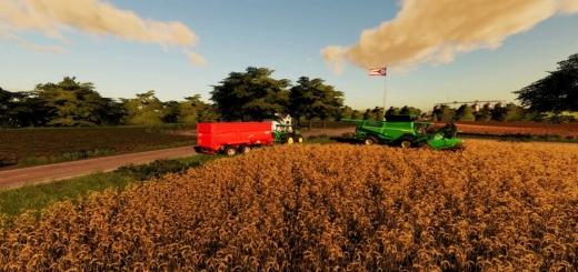 Photo of FS19 – American Life Of Farming V1.0