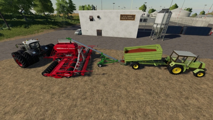 FS19 - Automatic And Service Trailers V1.1