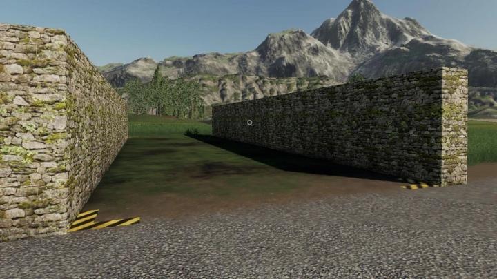FS19 - Bunker Silos Packs V1.0