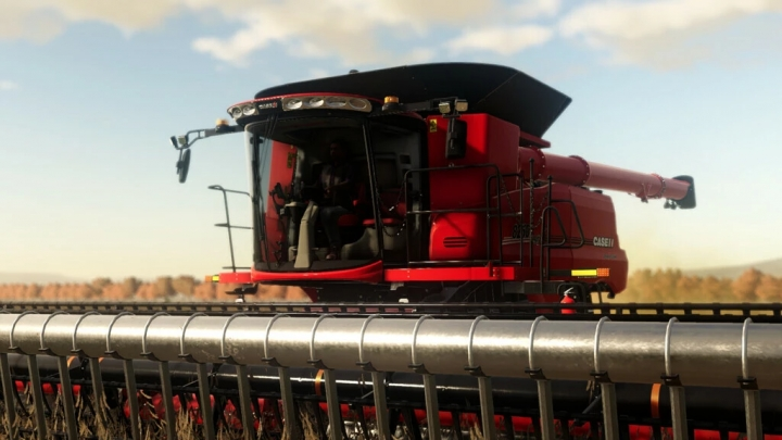 FS19 - Case Axial-Flow 250 Series V1.0.0.2
