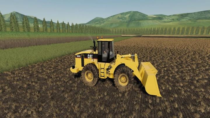FS19 - Caterpillar 966G Loader V1.0