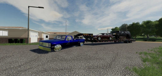 Photo of FS19 – Chevy C30 Supercharged V1.0