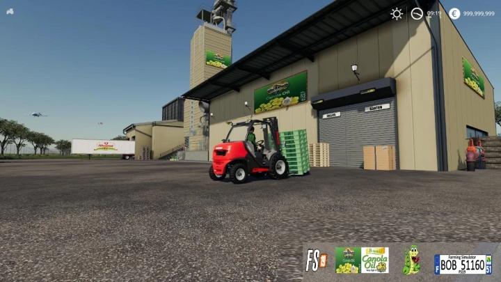 FS19 - Colzaoil Factory V1.2
