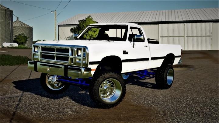 FS19 - Dodge First Gen Show V1.0